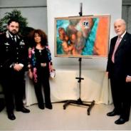 """GIULIANA COSTARELLA per il """"Premio IL RAGNO D'ORO – UNICEF 2018"""""""