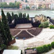 """Prosa al TEATRO ROMANO di Verona — spettacolo """"Edmund Kean""""   6 luglio 2018"""
