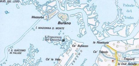 ISOLE DI VENEZIA – Mazzorbo, Burano e Torcello         (28  marzo 2019)
