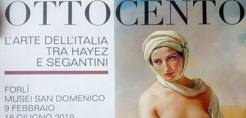 FORLI' – Mostra OTTOCENTO da Hayez a Segantini  (15 marzo 2019)