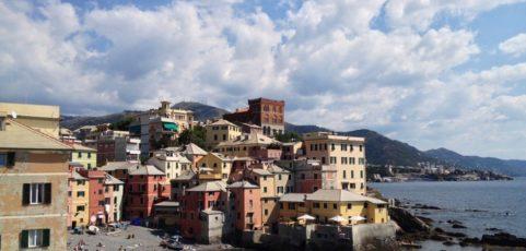 GENOVA …..città di poeti, musicisti e navigatori            (13-15  MAGGIO 2019)  ANNULLATO