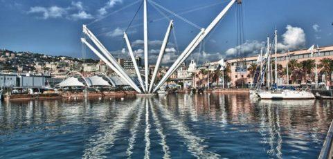 Genova …. Una città per turisti non frettolosi ………. una città da vedere