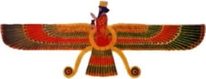 Faravahar – Ahura Mazda