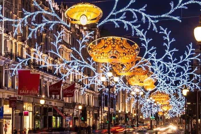 Immagini Natalizie Londra.Atmosfere Natalizie A Londra 21 Al 25 Novembre 2019 Ute