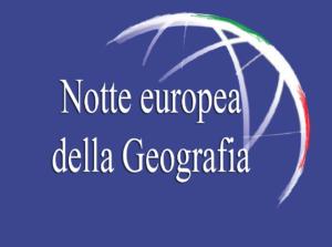 NOTTE EUROPEA DELLA GEOGRAFIA A MODENA