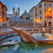 ROMA  antico, barocco, liberty … e non solo     (5-8 Novembre 2019)