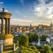 EDIMBURGH e i castelli scozzesi-ROYAL MILITARY TATTOO               (4 al 9 Agosto 2019)