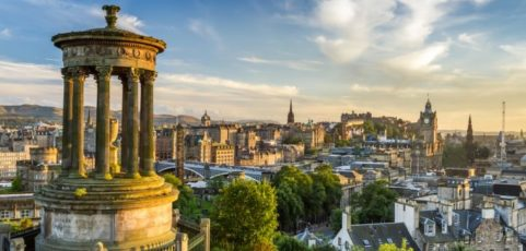 EDIMBURGH e i castelli scozzesi-ROYAL MILITARY TATTOO               (4 al 9 Agosto 2019)