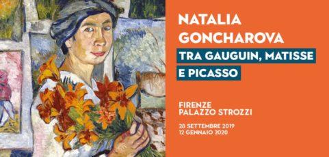 FIRENZE – Mostra Natalia Goncharova (8 NOVEMBRE 2019)