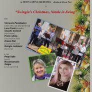 "MUTINA SWING ORCHESTRA      in  ""Swingin's Christmas, Natale in Swing"""