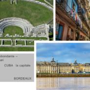il Molise, Bordeaux e Cuba