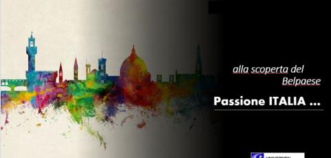 PASSIONE ITALIA … SI RIPARTE E INSIEME RIPRENDIAMO A VIAGGIARE ALLA SCOPERTA DEL BELPAESE