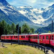 Ghiacciai e graffiti  –          Treno del Bernina e graffiti di Grosio             20/21 NOVEMBRE 2021   (2 giorni /1 notte)